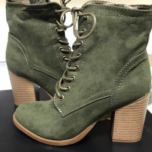 Charlotte Russe LEIA boots